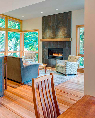 residential open concept