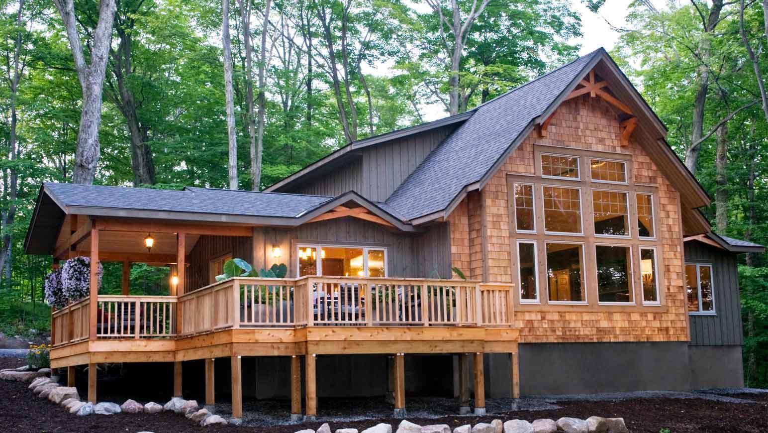 house plans - shorehaven