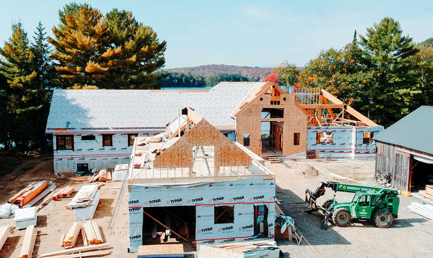 Linwood homes construction