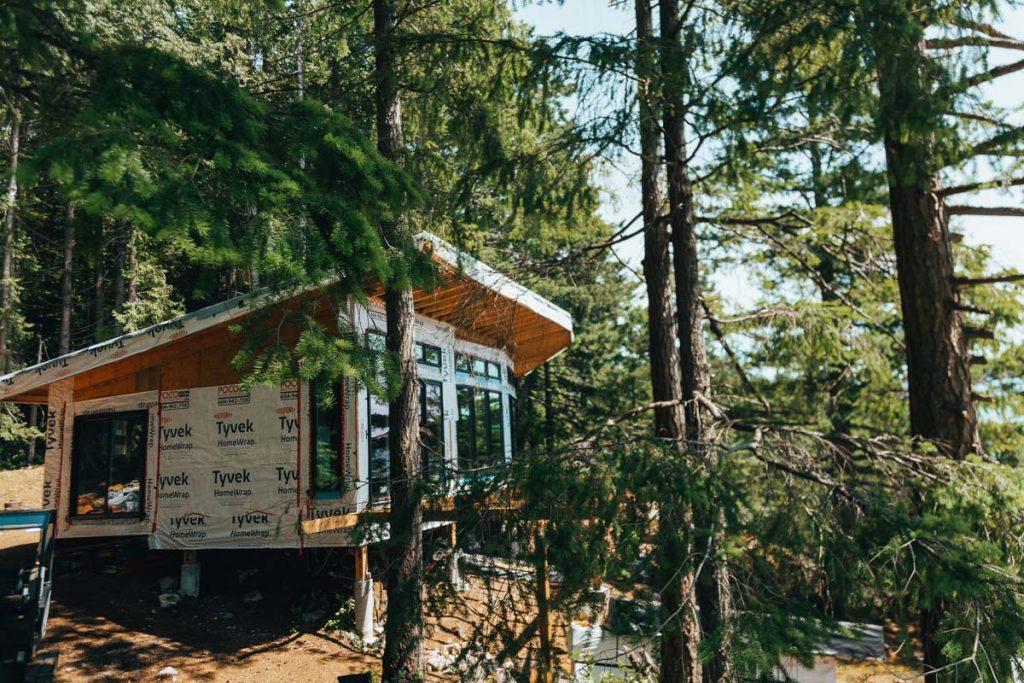custom linwood home